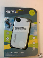 Pure Gear Dualtek iPhone 4S/4 Extreme Shock Case + Shield