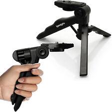 """2 en 1 Poignée Stabilisateur et Mini Trépied de Table 1/4"""" pour Camera Reflex"""