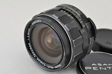 PENTAX SMC TAKUMAR 28mm F3.5 Wide Angle MF Lens for M42 screw Mount #170328w