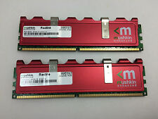 Mushkin Enhanced Redline 4GB(2x2GB) DDR2 SDRAM 1000Mhz PC2 8000 Desktop Memory