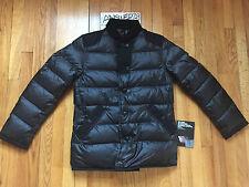 Junya Watanabe Man x Duvetica Eurota Taffeta Reversible Black Coat Sz M CDG PLAY