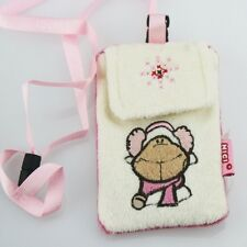 Wallet Card Holder Zip Coin Purse Clutch Handbag Mobile phone bag Gril sheep