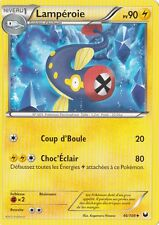 Lampéroie -N&B:Explorateurs Obscurs-46/108-Carte Pokemon Neuve France