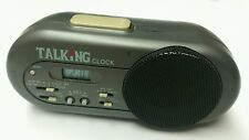 Ultmost Battery Operated Talking Alarm Clock Tested and Working