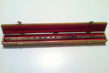 Solid Natural Stone Rock Marble Flute - Key of C - Very Unique Instrument - case