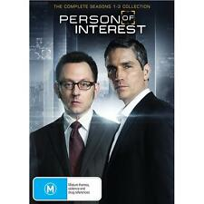 Person of Interest: The Complete Season 1, 2 & 3 DVD Box Set  R4 New & Sealed