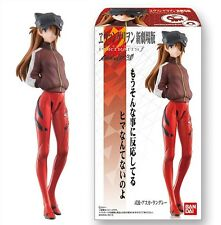 Bandai EVA Movie Evangelion 3.0 Portraits f 02 Asuka Shikinami Langley Figure