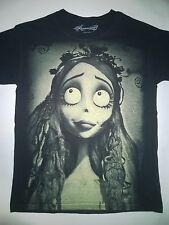CORPSE BRIDE Medium T-Shirt Nightmare Before Christmas Tim Burton Halloween Jack