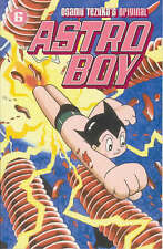 Astro Boy: v. 6 by Osama Tezuka (Paperback, 2002) Manga Graphic novel Dark Horse