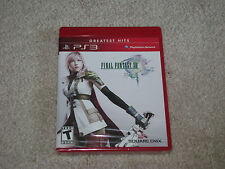 FINAL FANTASY XIII...PS3...***SEALED***BRAND NEW***!!!!!!