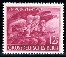 01-GERMANY EMPIRE-Third REICH.Yvt.824.1945.NAZI SET.MNH.DEUTSCHES REICH.WWII.-
