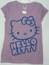 Hello Kitty Tee Scoop Neck T-Shirt NICE GIFT FREE USA SHIPPING X LARGE XL NWT