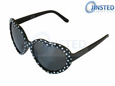 CHILDRENS HEART SHAPED SMALL SUNGLASSES GIRLS KIDS CHILDS BLACK SUNNIES KH004