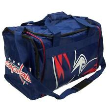 Washington Capitals NHL Athletic Gym Duffle Bag Caps Forever Collectibles