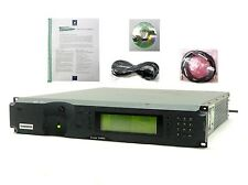 TANDBERG ERICSSON EN8092 HD SDI MPEG-4 HTTP AUTHENTICATION IP STREAMING ENCODER