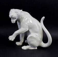 Porzellanfigur Panther Weiß Wagner &Apel 9942545
