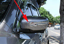 Side Mirror cover trim For 2014-2016 Nissan X-TRAIL Rogue Decoration ABS