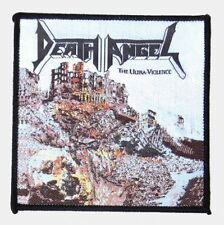 "Death Angel "" The Ultra Violence "" Patch/Aufnäher 602338 #"