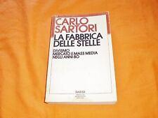 carlo sartori divismo mercato e mass media negli anni '80 1983