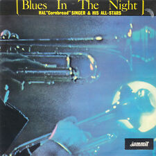 "HAL ""CORNBREAD"" SINGER Blues In The Night UK Press Summit LSE 2051 EP"