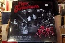 New Barbarians Wanted Dead or Alive Live Madison Square Garden LP sealed vinyl