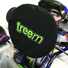 FreeM Kart Steering Wheel Cover - Black - Shifter Kart