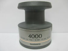NEW SHIMANO SPINNING REEL PART - RD5474 Solstace 4000FD - Spool (Graphite)