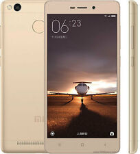 Xiaomi Redmi 3S Prime 32GB Gold |5 inch Note|3GB|13MP| Earphone|Sealed