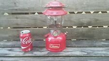 Rare 200A RED COLEMAN LANTERN VINTAGE