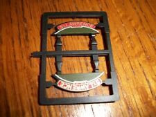 PAIR HORNBY L6796 SCHOOLS ST LAWRENCE NAME PLATES NEW