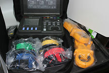 New MS2308 advanced Earth Resistance Tester compared with FLUKE
