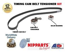 FOR TOYOTA AVENSIS & VERSO D4D 2.0DT 1CD-FTV 1999-  TIMING BELT + TENSIONER KIT