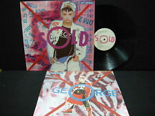 Boy George ‎– Sold ' LP VG++ SPAIN PRESS