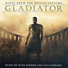 Gladiator Soundtrack (CD, 2000) Lisa Gerrard (Dead Can Dance) & Hans Zimmer