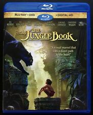 DISNEY THE JUNGLE BOOK 2016 BLU RAY 1 DISC ONLY FREE WORLD WIDE SHIPPING BUY IT