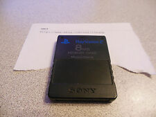 FMCB Official / Genuine Sony PlayStation 2 Memory Card with Free Mcboot 1.952