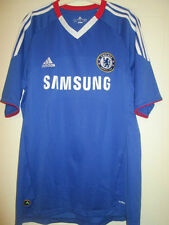 Chelsea 2010-2011 Home Football Shirt Size Large Adult CFC /39613