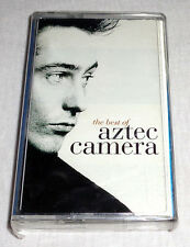 PHILIPPINES:AZTEC CAMERA - The Best Of Aztec Camera,TAPE,Cassette,RARE SEALED