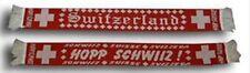 Schweiz Schal + Hopp Schwiiz + WM 2014 + neu+100 % Acryl+  Fan Ultra Kurve