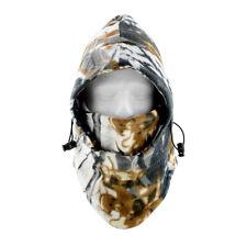 Camo Balaclava Hat Cap Hunting Ski Headwear Neck Warmer Facemask Full Face