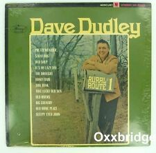 SEALED DAVE DUDLEY Rural Route Number 1 ORIGINAL 1965 Mercury 1st PRESS Country