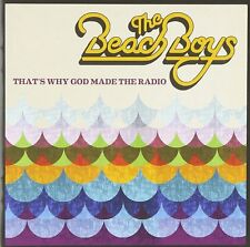 The Beach Boys - That's Why God Made The Radio / CAPITOL RECORDS CD 2002