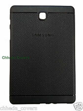 "Premium Black Dotted Design Back Cover Case For Samsung TAB A 8"" T355"