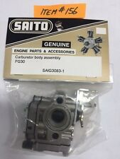 BRAND NEW VARIOUS SAITO FG-30 PARTS