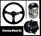 POLARIS RZR 800 900 XP DRAGONFIRE RACING QUICK RELEASE STEERING WHEEL KIT