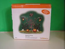 DEPT 56 GOTHIC GATE Halloween Village NEW in Box