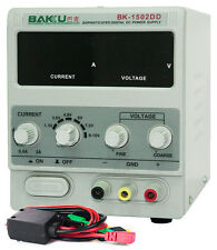 Laboratory Power Supply Baku BK-1502DD 0 - 2.1A 0 - 15V 1 - 500W 50HZ