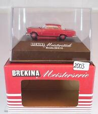 Brekina 1/87 2100 Meisterserie Mercedes Benz 280SE 3,5 Coupe N2 OVP #2003