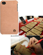 2 Coques Trexta Sketch Up personnalisable pour iPhone 4 4S