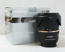 ## Tamron SP A007 24-70mm f/2.8 Di USD Lens For Sony + UV filter